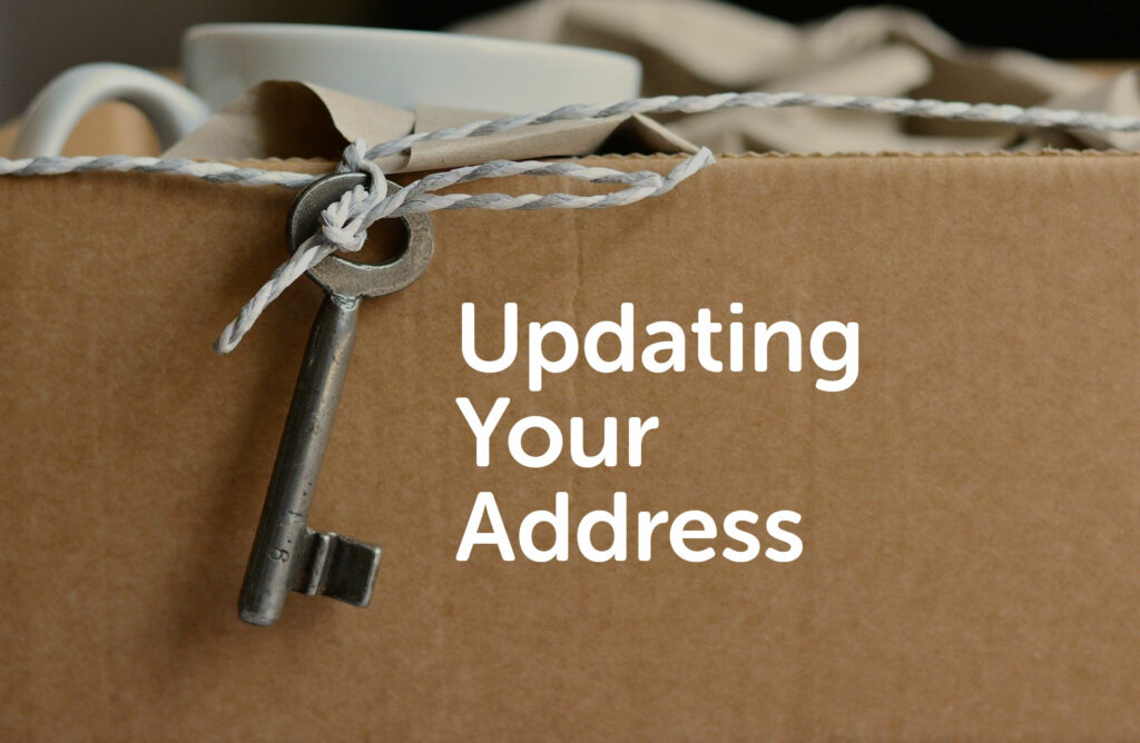 The Importance Of Changing Your Address In Durham